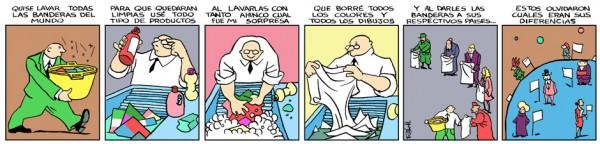BANDERAS- Proyecto- 2008